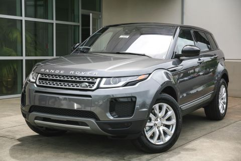 New Land Rover Range Rover Evoque in Bellevue | Land Rover Bellevue