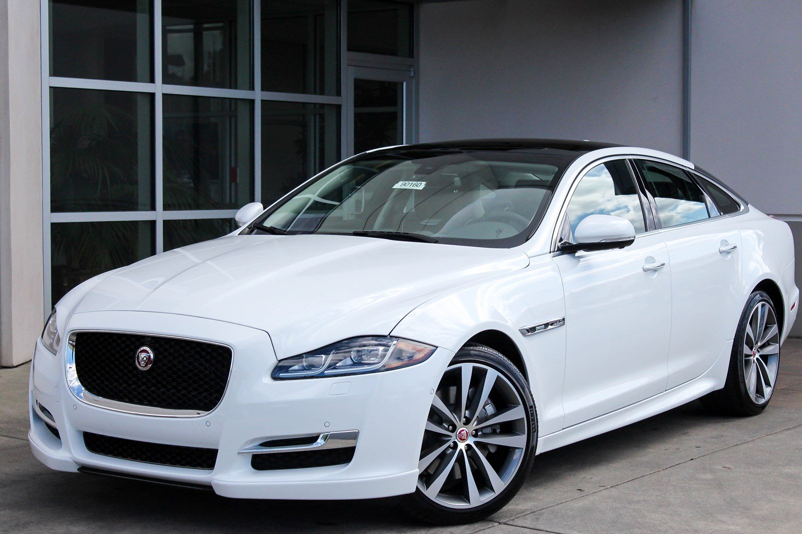 certified pre-owned 2017 jaguar xj xj r-sport 4dr car in bellevue
