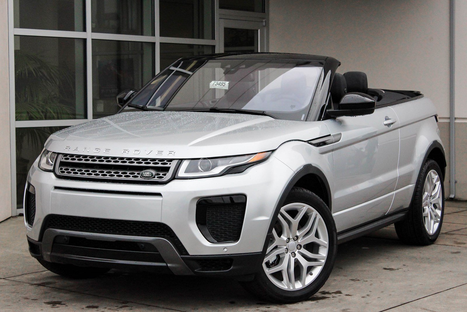 new 2018 land rover range rover evoque se dynamic convertible in bellevue 73495 land rover. Black Bedroom Furniture Sets. Home Design Ideas