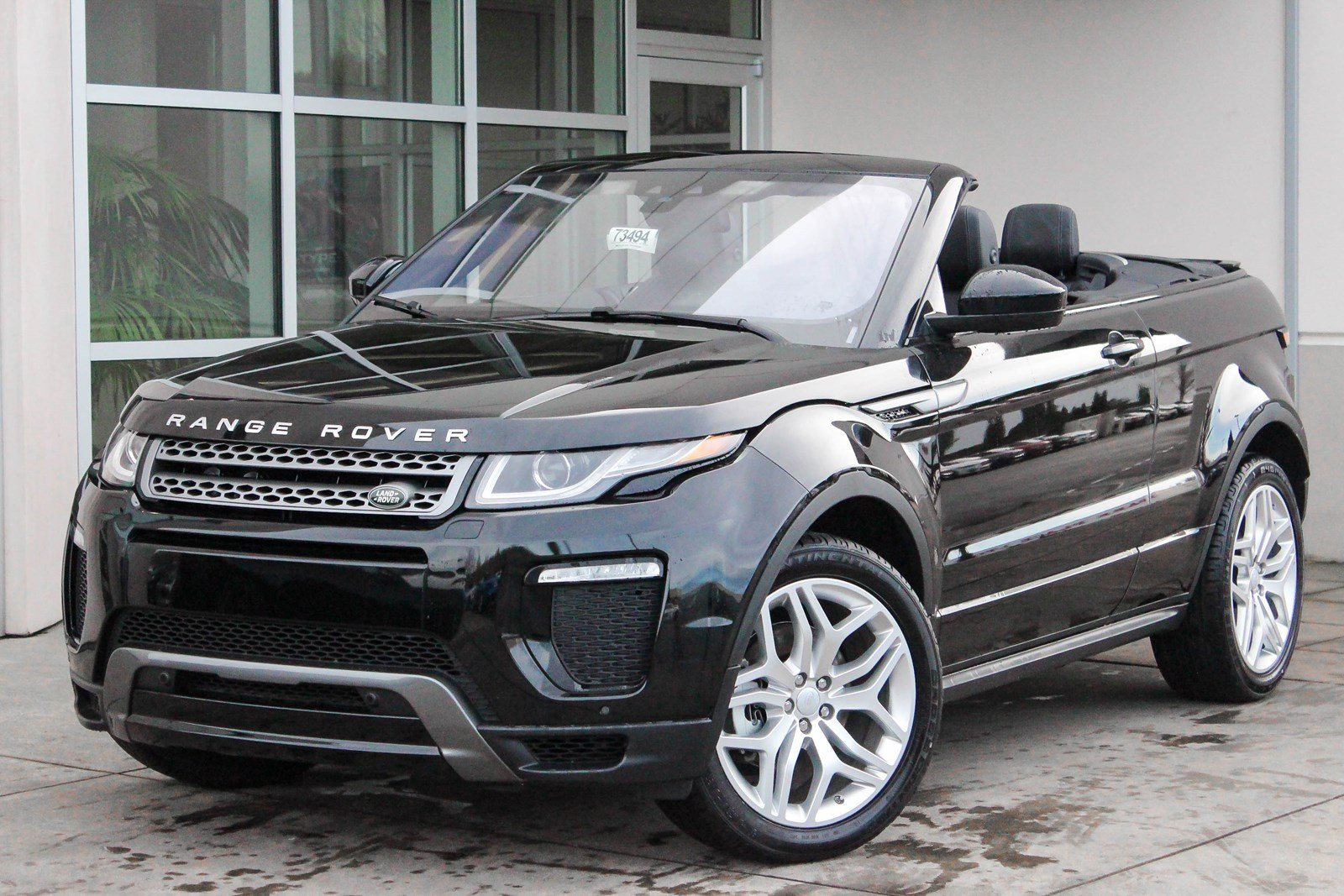 New 2018 Land Rover Range Rover Evoque Se Dynamic