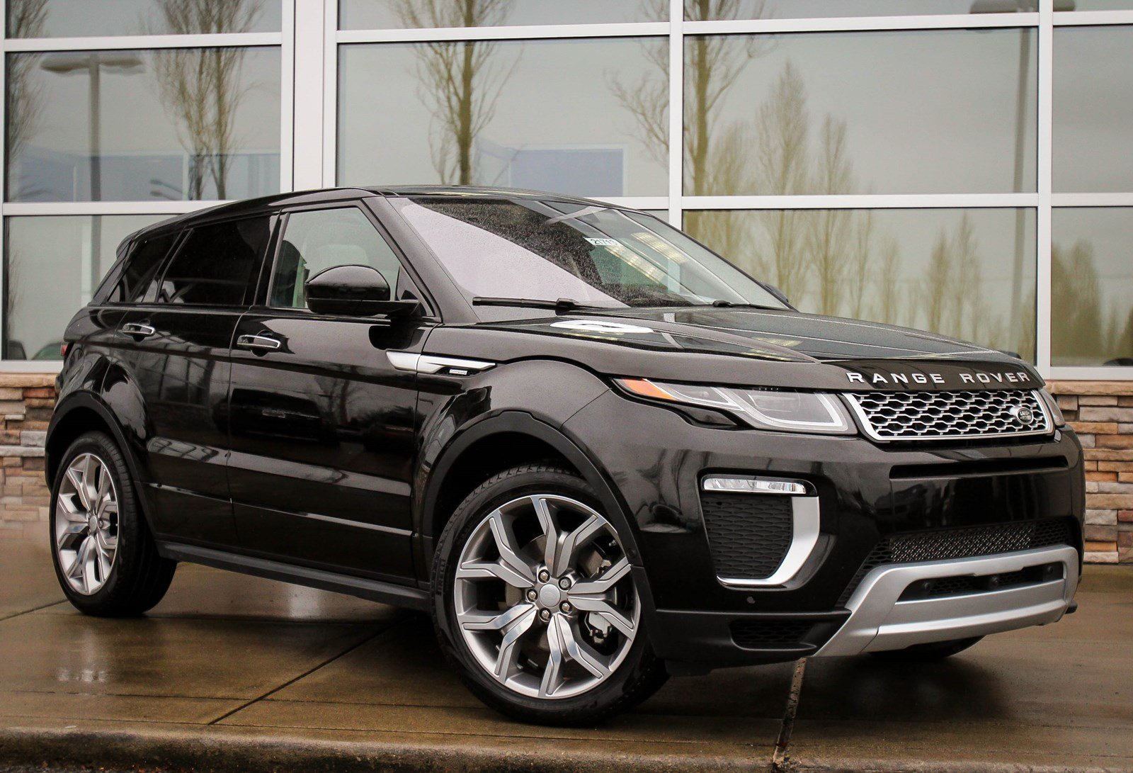 new 2017 land rover range rover evoque autobiography sport utility in bellevue 21713 land. Black Bedroom Furniture Sets. Home Design Ideas