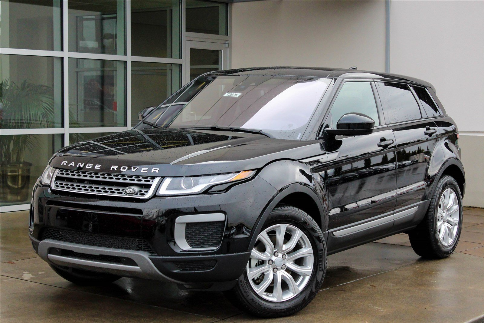 new 2017 land rover range rover evoque se sport utility in bellevue 21736 land rover bellevue. Black Bedroom Furniture Sets. Home Design Ideas