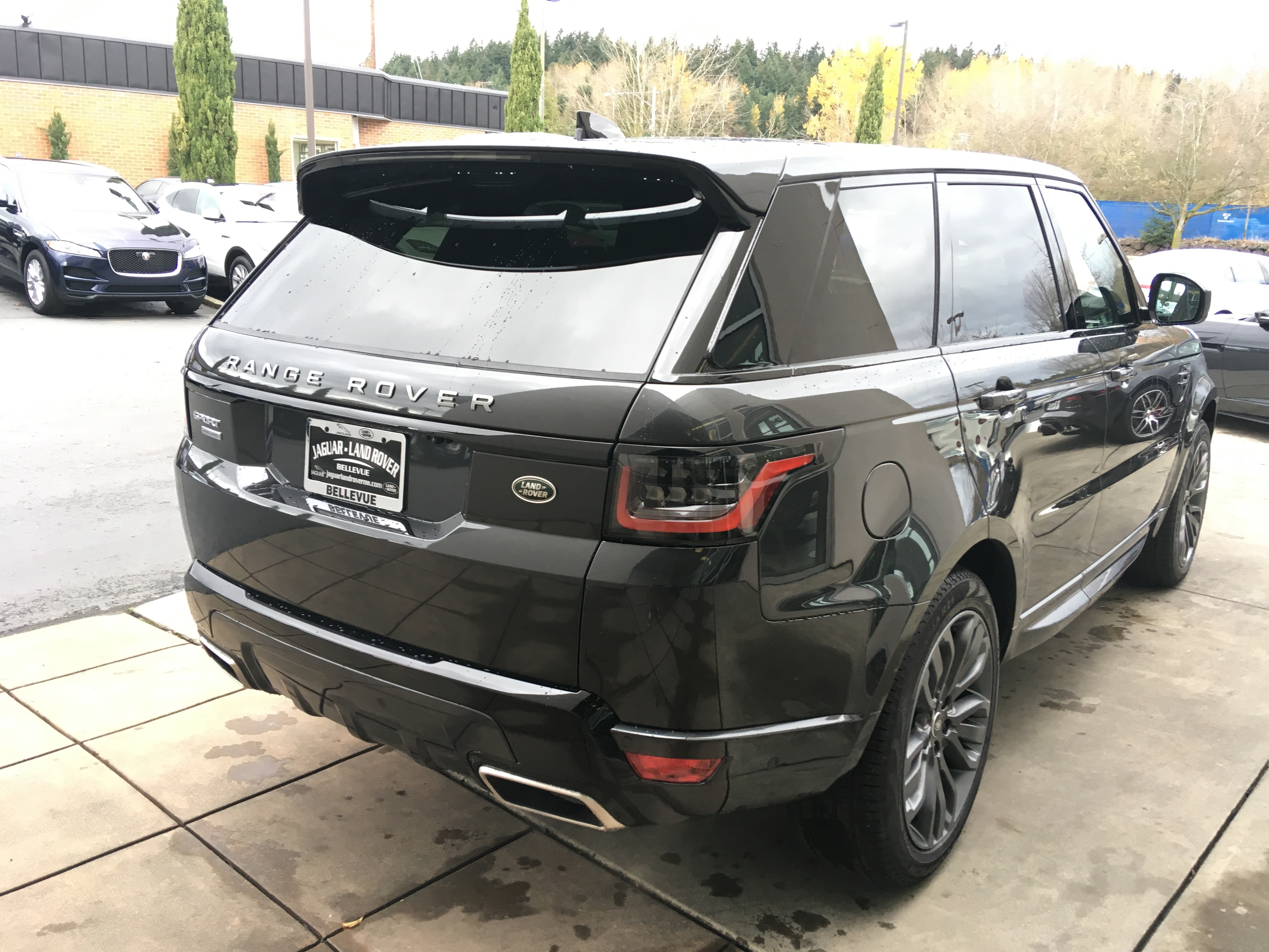 New 2019 Land Rover Range Sport Dynamic Utility In 2007 Supercharged Firing Order With Diagrams And Images