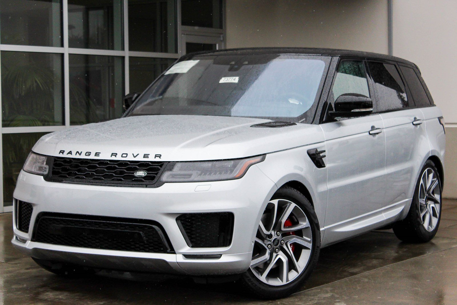 Land Rover Bellevue >> New 2018 Land Rover Range Rover Sport HSE Dynamic Sport Utility in Bellevue #73774 | Land Rover ...