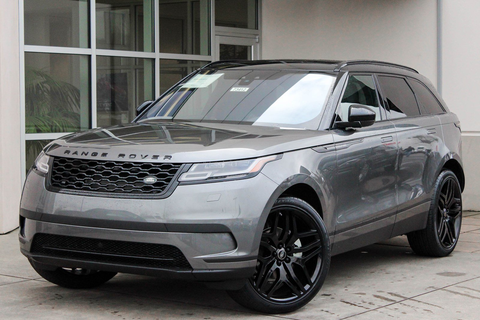 new 2018 land rover range rover velar s sport utility in bellevue 73412 land rover bellevue. Black Bedroom Furniture Sets. Home Design Ideas