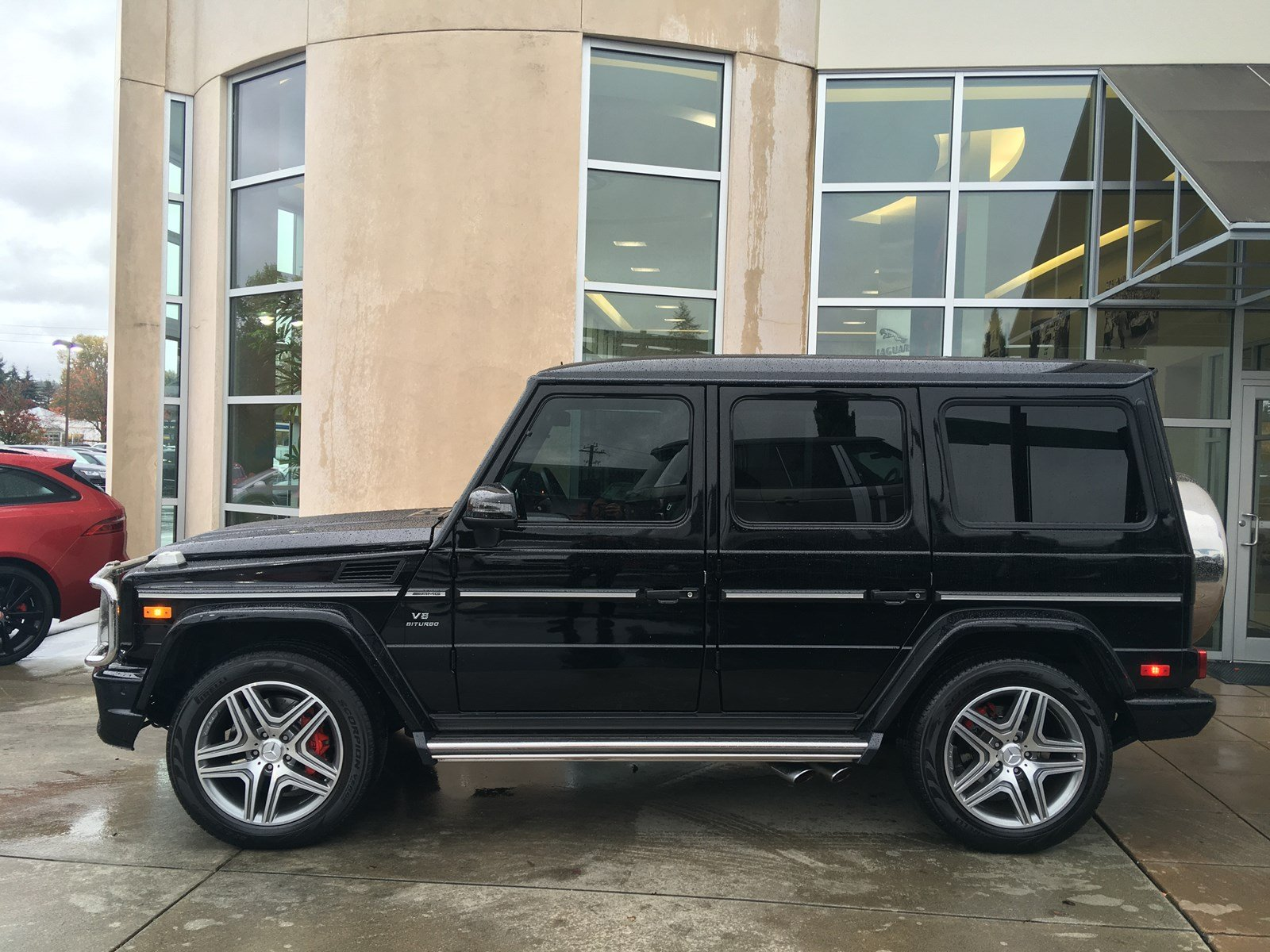 Pre Owned 2016 Mercedes Benz G Class AMG G 63 Sport Utility in