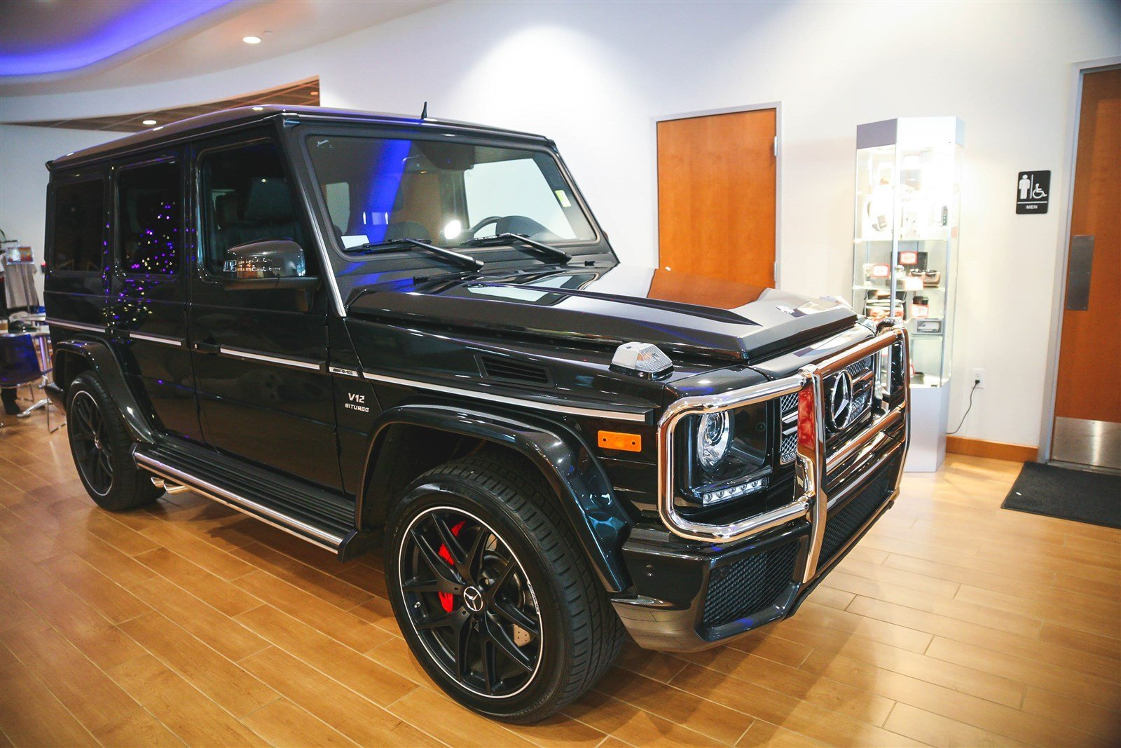 Certified pre owned 2016 mercedes benz g class amg g65 for Pre owned mercedes benz g class