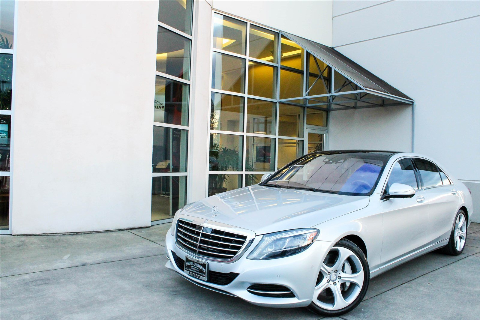 Pre owned 2014 mercedes benz s class s 550 4dr car in for Pre owned mercedes benz s class