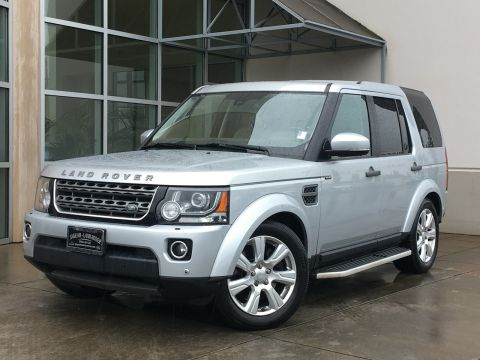 Pre-Owned 2015 Land Rover LR4 HSE