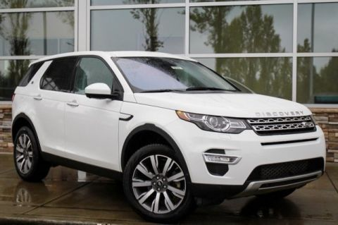 New 2017 Land Rover Discovery Sport HSE Luxury