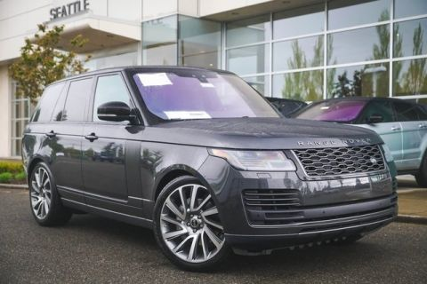 New 2019 Land Rover Range Rover 3.0L V6 Supercharged