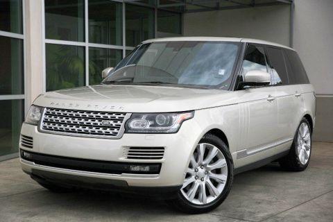 Pre-Owned 2014 Land Rover Range Rover Supercharged